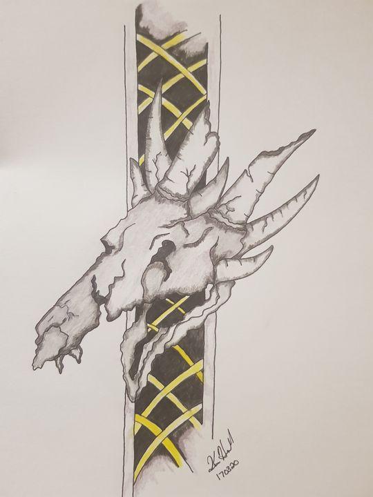 Dragon Skull - K & N Design