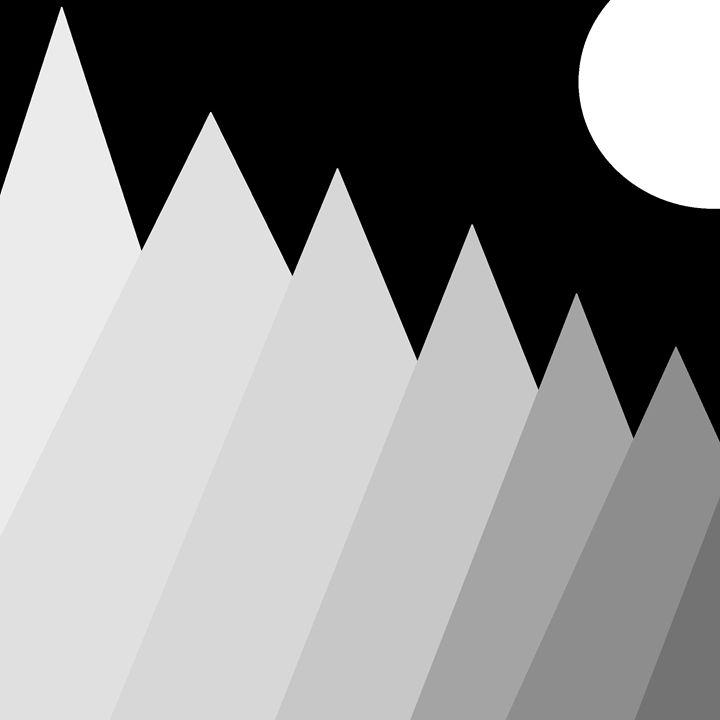 7 Shades of Grey - Custom Art Decor