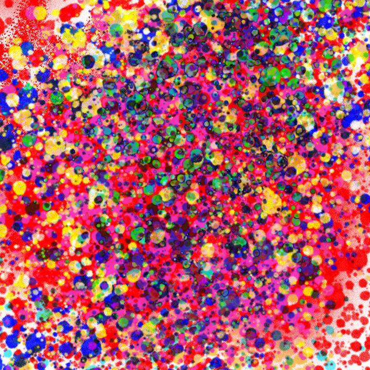 Speckled - Custom Art Decor
