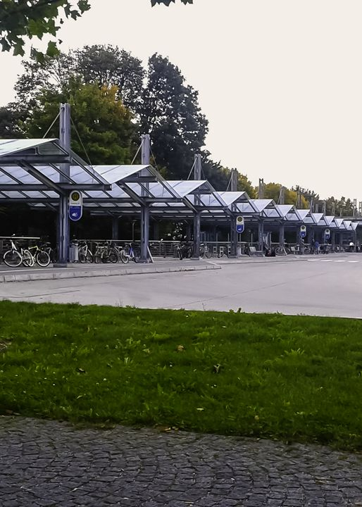 Bicycle Parking - Bogdan Dumitrescu