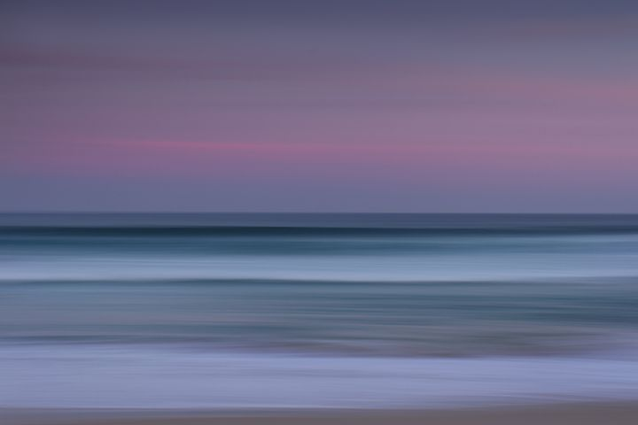 Bondi Beach Australia at twilight - sue mcarthur photography