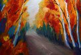 35x25 cm Original Oil Painting