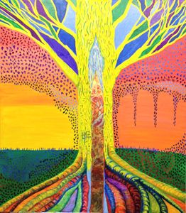Universal NRG - Meditation Tree - Lisa Zilker