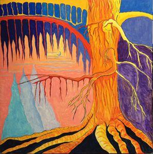 Rain Tree - Lisa Zilker