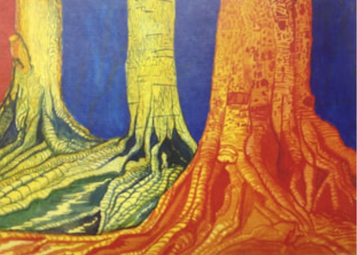 Roots - Lisa Zilker
