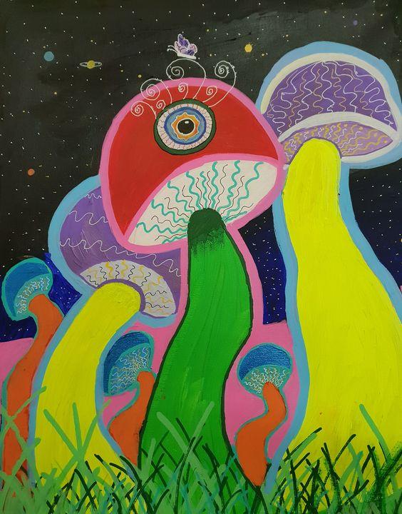 The Wild Universe - Petra the alien