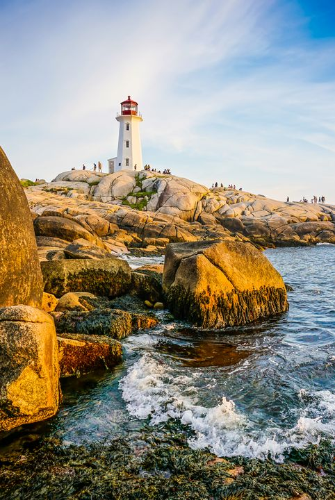 Peggy's Cove - R. Tony Bremner Photography