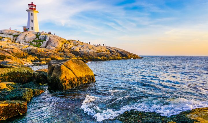 Peggy's Cove, Nova Scotia - R. Tony Bremner Photography