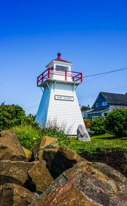 Port George Lighthouse, Nova Scotia