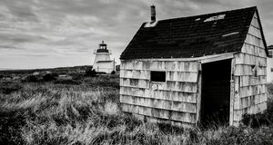 Neil's Harbour Lighthouse, CB,NS