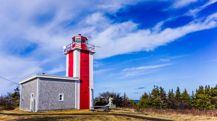 Pt. Prim Lighthouse - Digby, NS - R. Tony Bremner Photography