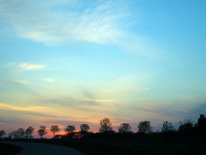 Sunset - Kitty