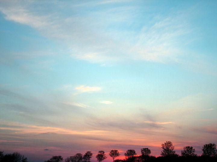 Sunset 2 - Kitty