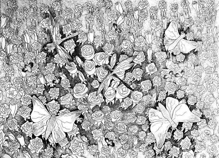 Butterfly - Artist navi