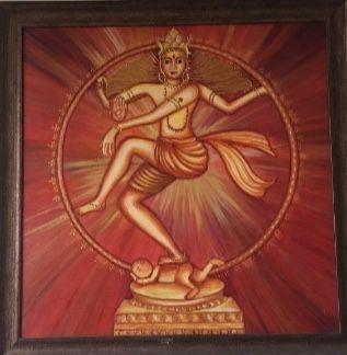 Natraj - Canvasbysunita