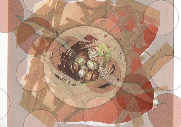 FOCUS - Vague Stitch Collage