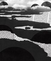 Vague Stitch Collage