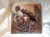 Handmade, 20x20x2 cm
