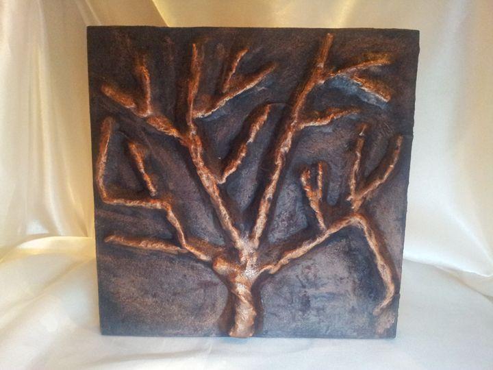 Tale Tree - Rose Gabor - Paverpol Art