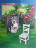 Natasa Ciric Zivkovic, oil on canvas
