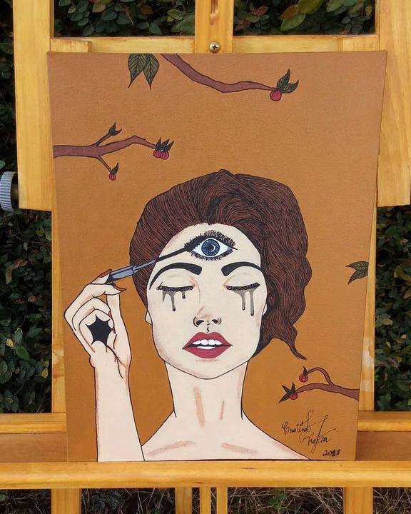 Open Up Your Third Eye - Carolina Rocha