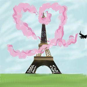 PRAY AND SEND LOVE TO PARIS