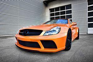SL 65 AMG Zoom