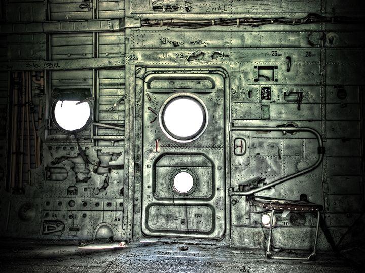 The Door - bugstore