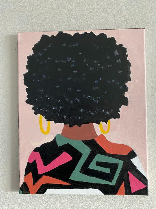 Afro Beats - Natasha Murrell