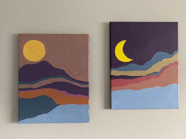 Dreamy Landscape - Natasha Murrell