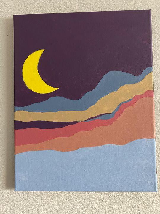 Dreamy Landscape 2 - Natasha Murrell