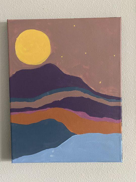 Dreamy Landscape 1 - Natasha Murrell