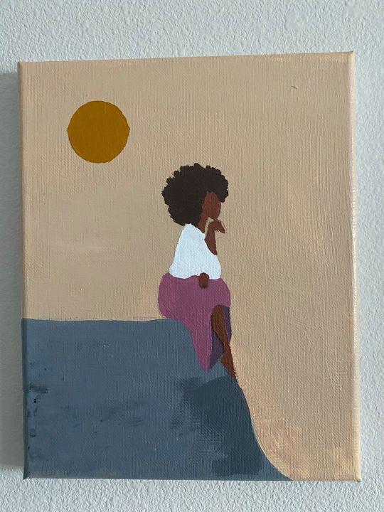 Pondering - Natasha Murrell