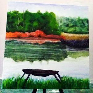 Miror lake