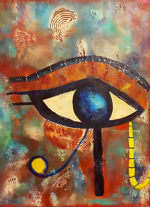 Horus - Galsery Prints