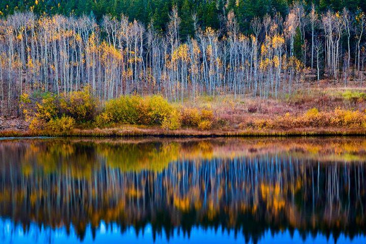 A Time For Reflection - John De Bord Photography