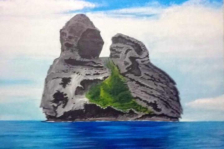 sail rock - Douglas Robertson