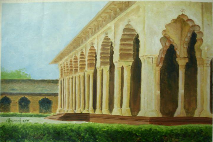 Deewan-e-am (Agra) - Animesh Srivastava