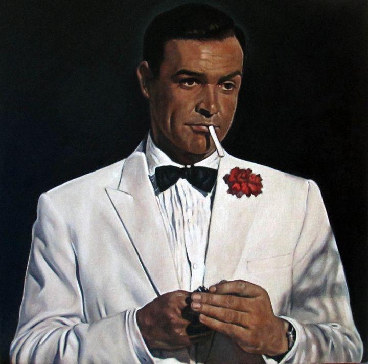 SEAN CONNERY EN J. BOND 007 - MONTY