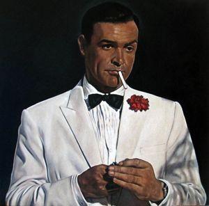 SEAN CONNERY EN J. BOND 007
