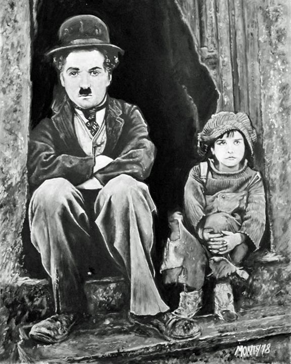 CHARLOT AND THE KID - MONTY
