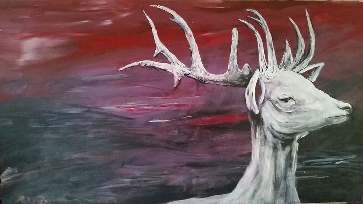 White Stag - Visions and Dreams: Inside the mind of Melodie Za
