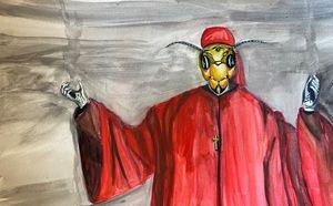 Murder Hornet-Cardinal