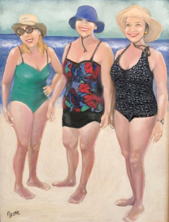Beach Booms on Tybee - Leona Patrick