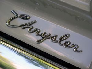 Silver Chrysler Letters