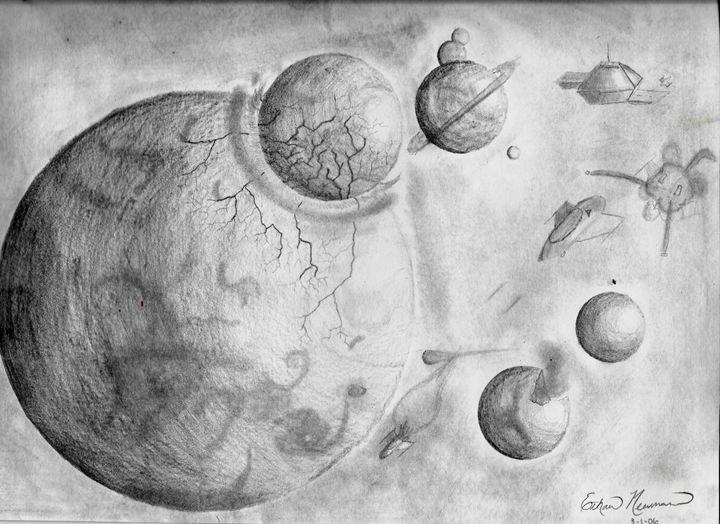 When Worlds Collide - Ethan Newman