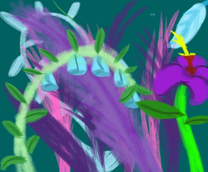 Color Jungle - Krystal Comet Studios