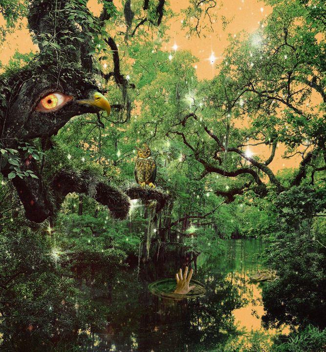 Mystic Bayou - Holly Williams