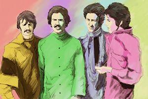 The Beatles Rainbow