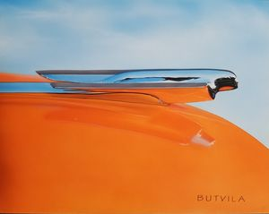 Caddy coupe - Butvila Fine Art